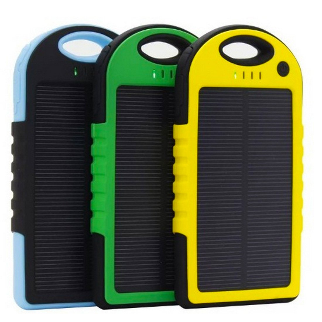 Portable Solar Powered Cell Phone Battery Charger - Shopptique