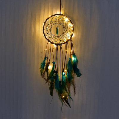 Large Authentic LED Dream Catcher With Light - Shopptique
