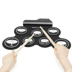 Digital Electronic Drum Pad Set - Shopptique