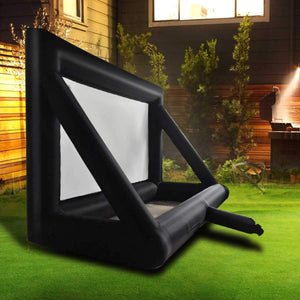 Inflatable Outdoor Blow Up Movie Projector Screen - Shopptique