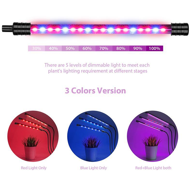 Plant LED Indoor Grow Lights - Shopptique