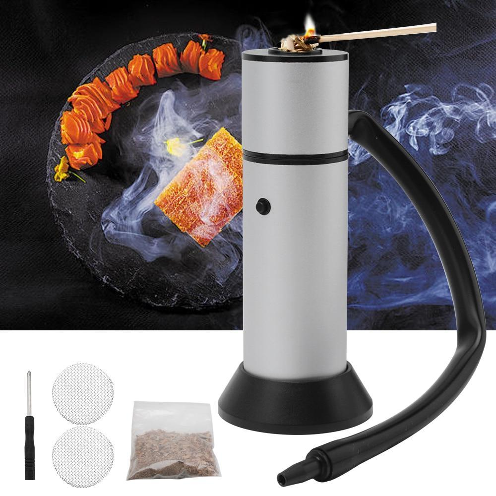 Portable Hand Held Electric Meat Smoker Generator - Shopptique