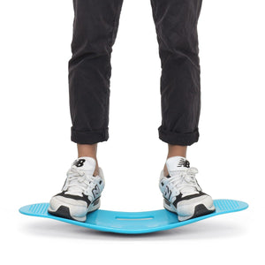Balance Rocker Wobble Board Blue - Shopptique