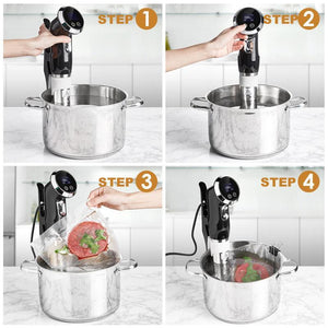 Sous Vide Immersion Cooker Precision Machine - Shopptique