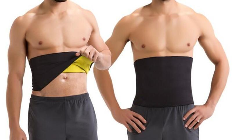 Waist Trainer Sweat Belt For Men - Shopptique