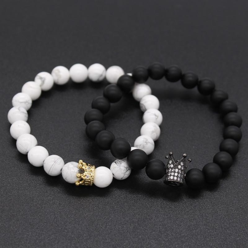 Crown Stacked Bracelet - Shopptique