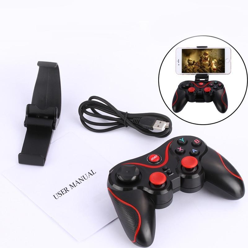 Bluetooth Mobile Game Controller For iPhone/Android - Shopptique