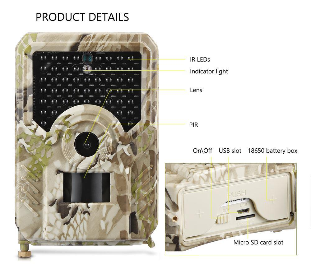 Wifi Trail Game Camera - Shopptique