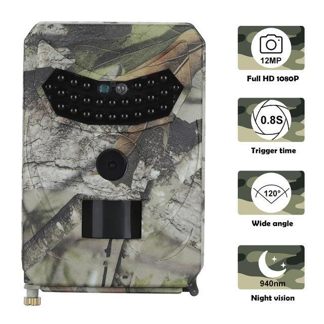 Wifi Trail Game Camera ZR100 - Shopptique