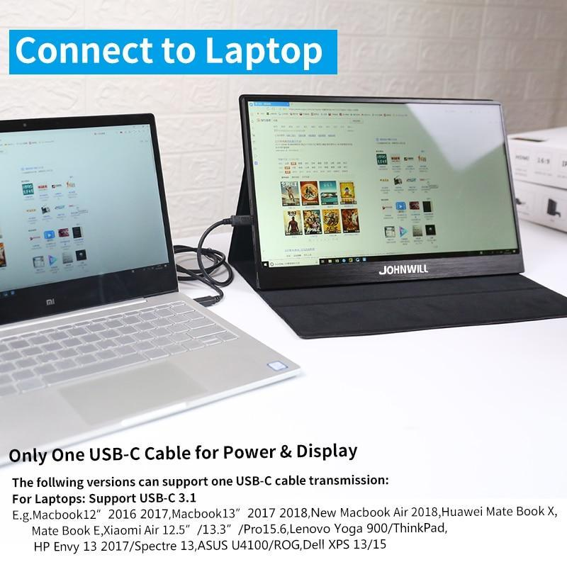 Portable Computer USB Powered Monitor - Shopptique