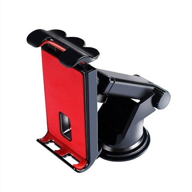 iPad/Tablet Holder Dash Car Mount Red - Shopptique