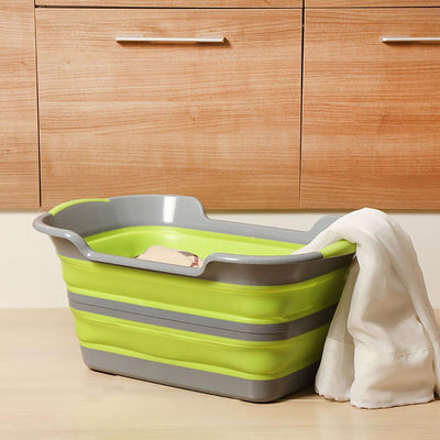 Heavy Duty Portable Wash Bathtub For Dogs Dog Tub Green - Shopptique