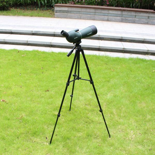 Spotting Scope For Outdoors 60mm with high tripod - Shopptique