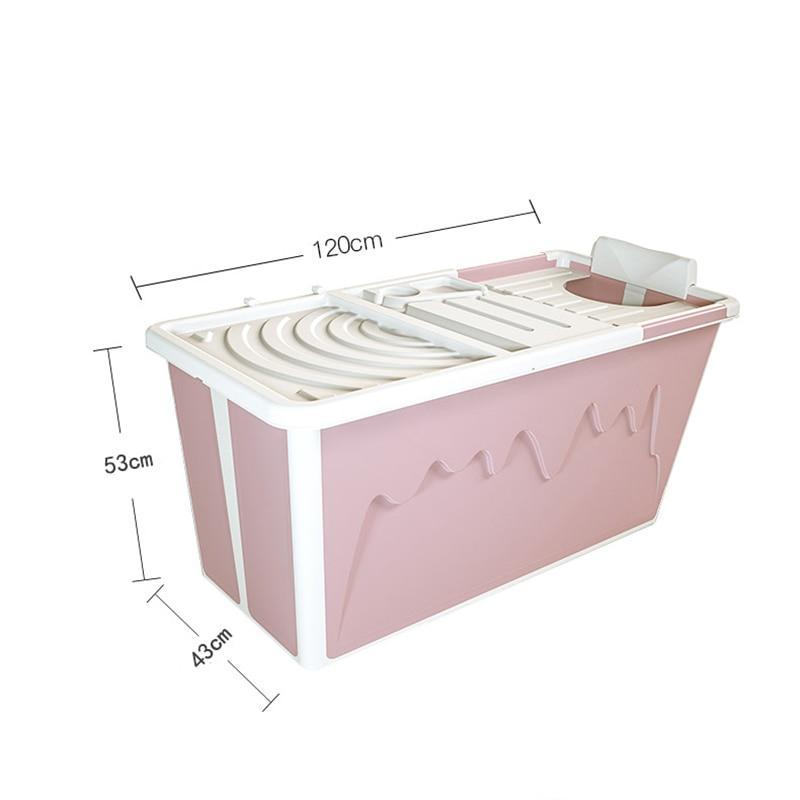Portable Stand Alone Foldable Bathtub Spa For Adults - Shopptique