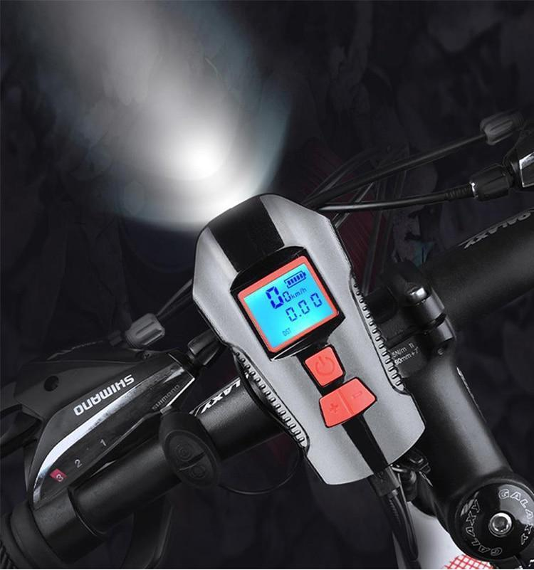 LED Bicycle Headlights Red - Shopptique
