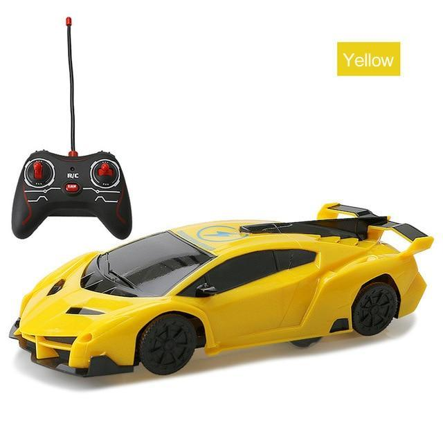 Wall Climbing Anti Gravity RC Car - Shopptique