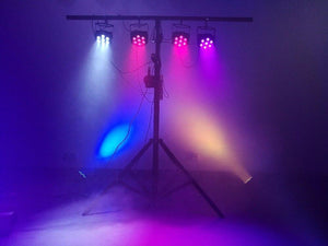 4 in 1 LED Disco Laser Party Uplights - Shopptique