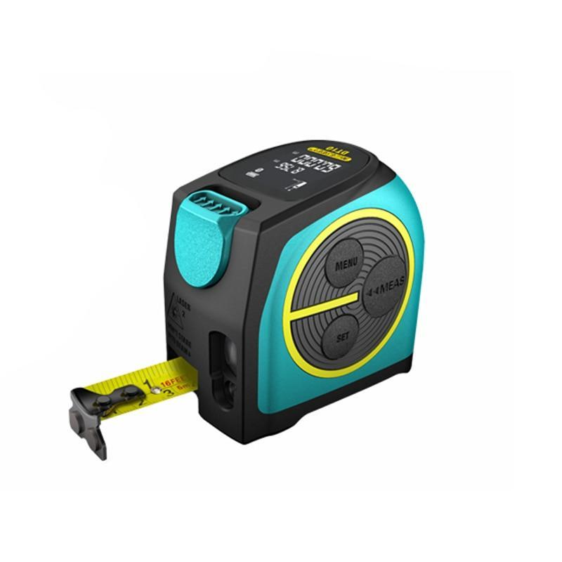 Digital Laser Tape Measure Electronic Distance Tool - Shopptique