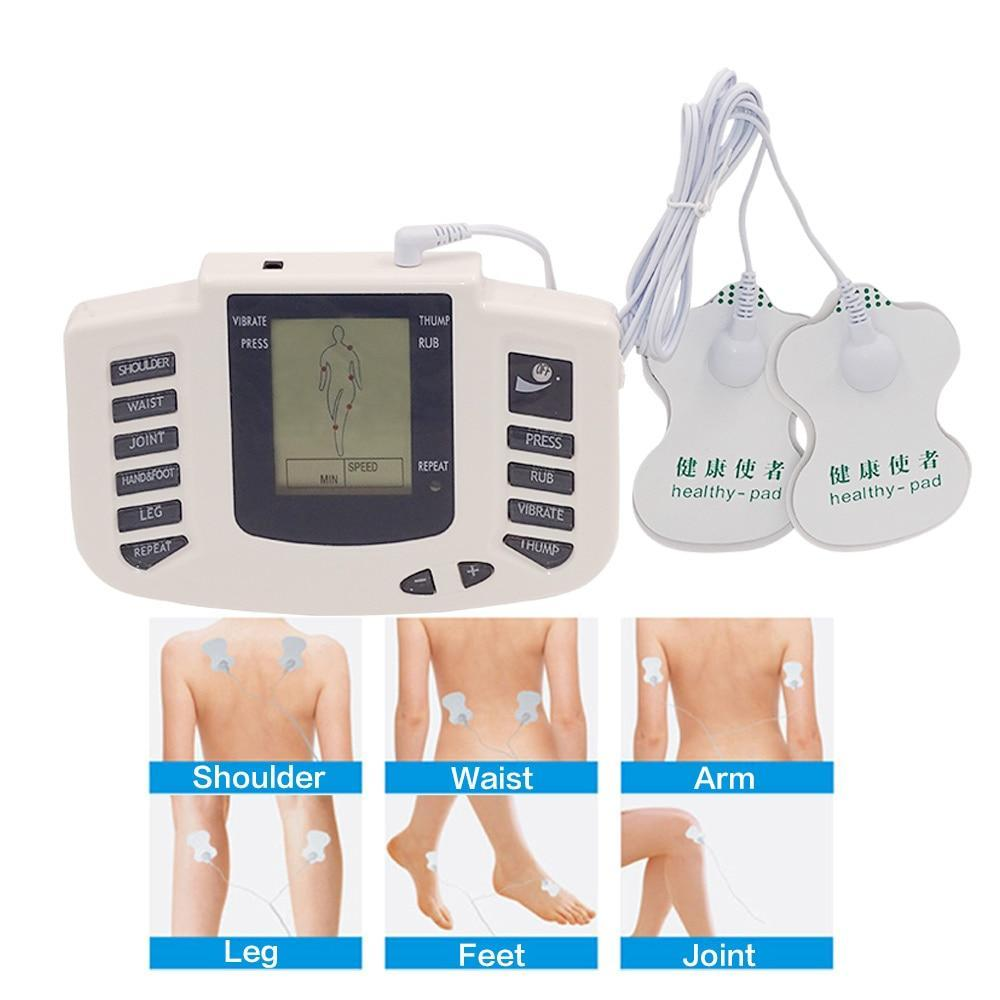 Electric Muscle Stimulator EMS Machine - Shopptique