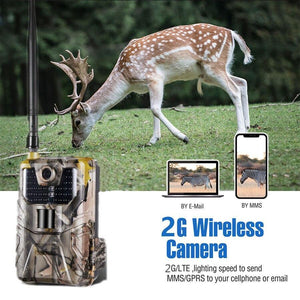 Cellular Wifi Trail Game Camera - Shopptique