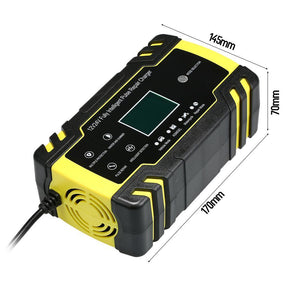 12V Portable Car Battery Charger Automatic - Shopptique