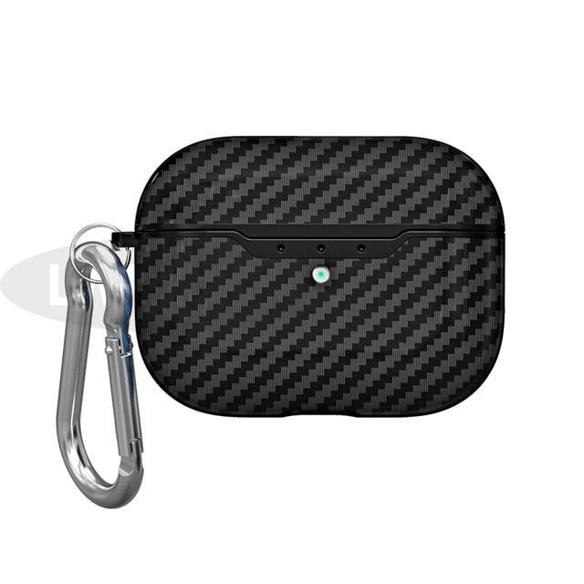 Carbon Fiber Airpods Pro Case Protective Cover - Shopptique