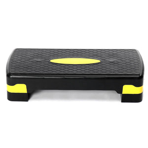 Aerobic Stepper Platform With Riser - Shopptique