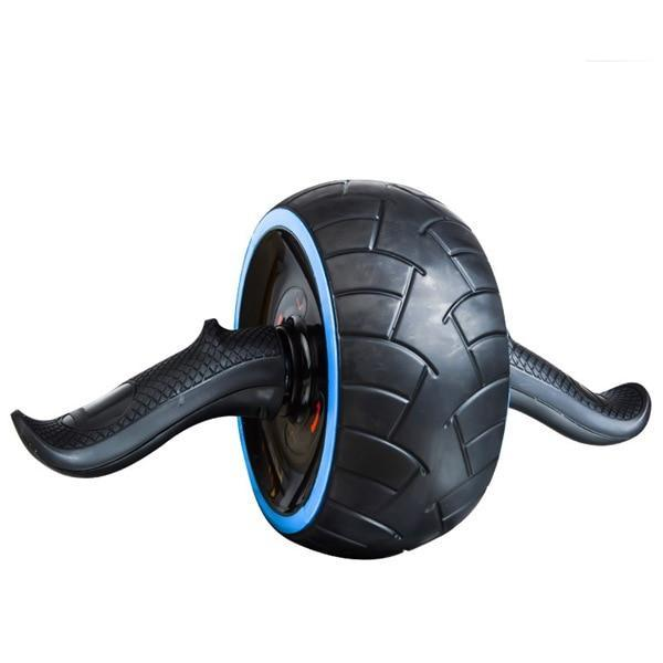 Power Abs Roller Wheel Machine Blue - Shopptique