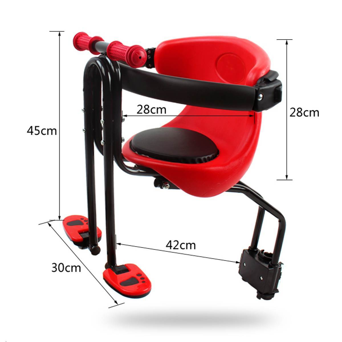Front Bike Baby Carrier Seat - Shopptique