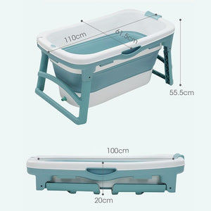 Portable Stand Alone Bathtub For Adults - Shopptique