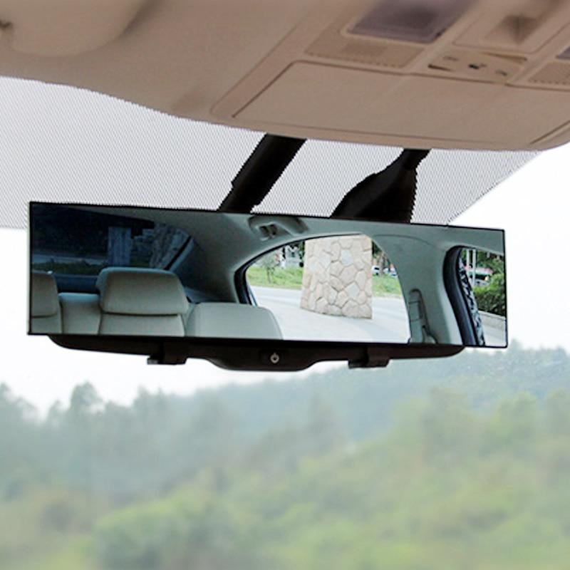 Panoramic Wide Angle Car Rear View Mirror - Shopptique