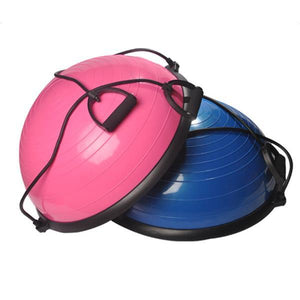 Premium Exercise Balance Trainer Yoga Half Ball - Shopptique