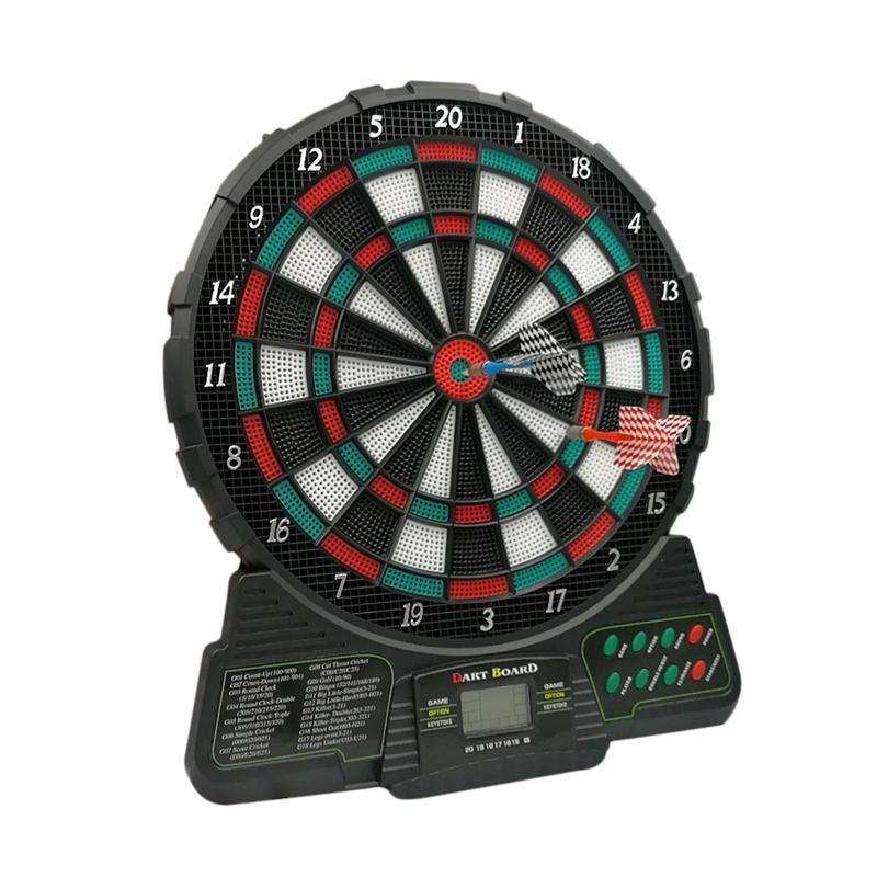 Premium Electronic Standing Soft Tip Dart Board - Shopptique