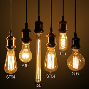 LED Vintage Edison Filament Light Bulb - Shopptique