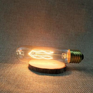 LED Vintage Edison Filament Light Bulb T125 40W / 220V - Shopptique
