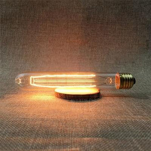 LED Vintage Edison Filament Light Bulb T185 40W / 220V - Shopptique