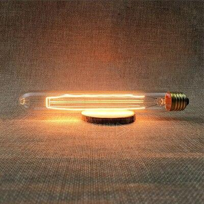 LED Vintage Edison Filament Light Bulb T225 40W / 220V - Shopptique