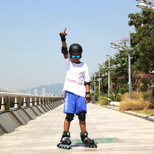 Kids Inline Hockey Roller Skate Blades - Shopptique