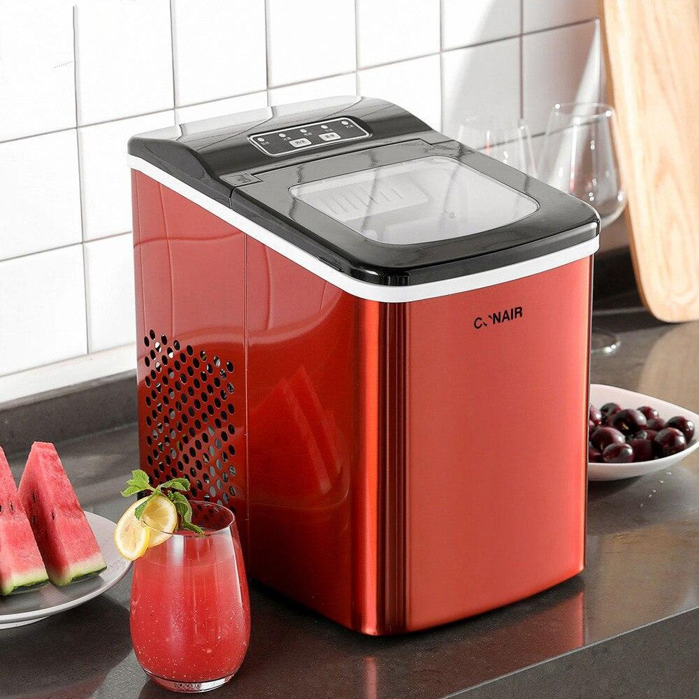Premium Portable Countertop Sonic Ice Maker Machine - Shopptique