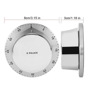 Stainless Steel Kitchen Cooking Timer - Shopptique