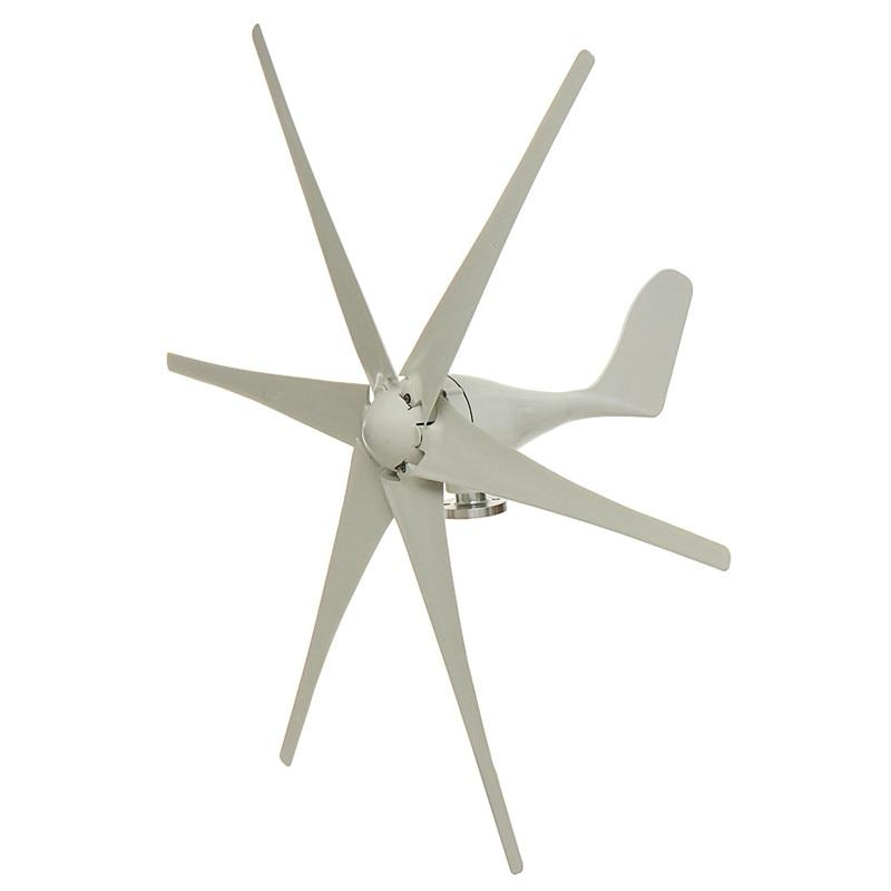 Small Wind Turbine Power Generator For Home 6000W - Shopptique