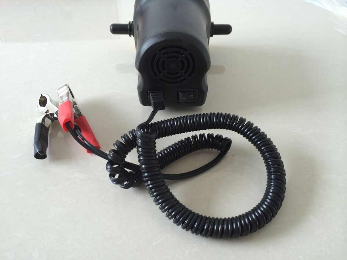 Vehicle Electric Oil Extractor Fluid Pump 1 LPM - Shopptique