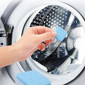 Premium Antibacterial Washing Machine Tub Cleaner 4 PCs - Shopptique