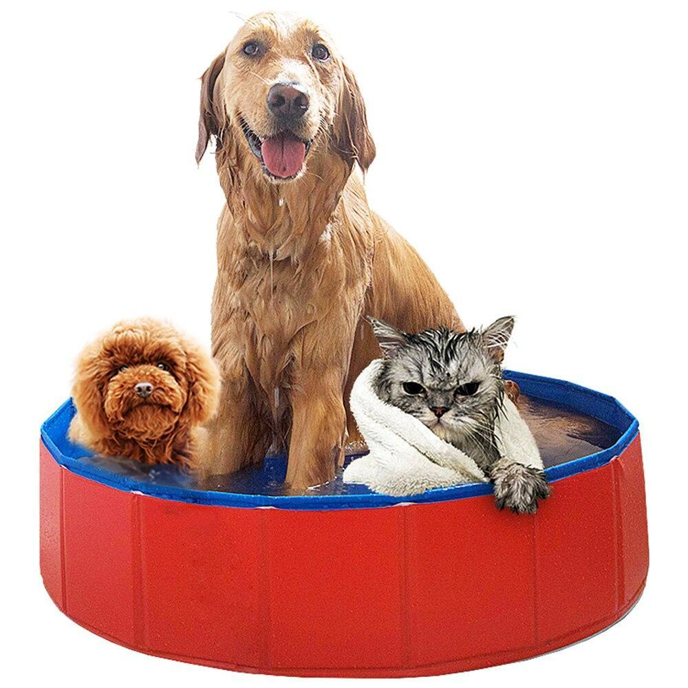 Spacious Portable Bathtub For Dogs - Shopptique
