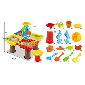 Water And Sand Play Table For Kids - Shopptique