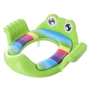 Toddlers Potty Trainer Toilet Seat Green - Shopptique