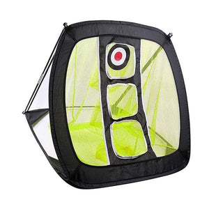 Portable Golf Hitting Practice Net Green - Shopptique
