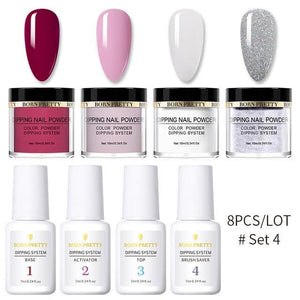 Premium Nail Dipping Power Starter Kit - Shopptique