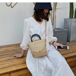 FashionInsta Straw Designer Bag - Shopptique