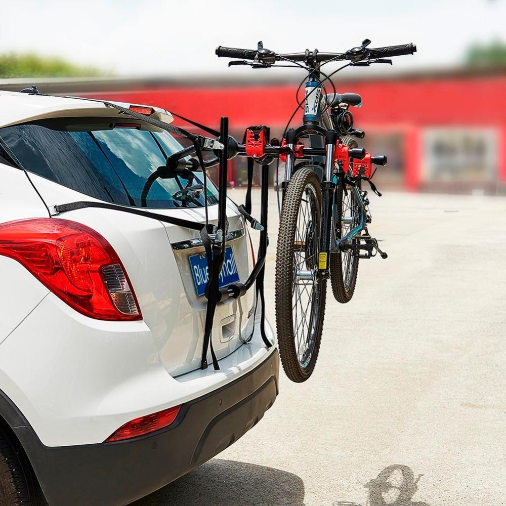 Premium Trunk Mounted Car Bike Holder Rack - Shopptique